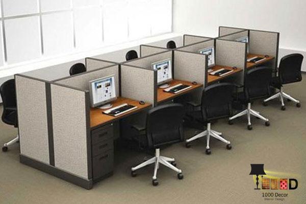 1000decor Office partition price 7 بهترین قیمت پارتیشن اداری را از ما بخواهید