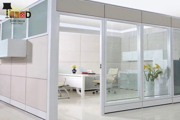 1000decor Office partition price 8 بهترین قیمت پارتیشن اداری را از ما بخواهید
