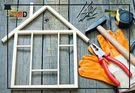 مجموعه 1000 دکور – بازسازی - بهترین بازسازی برای منزل یا محل کار شما – بنر