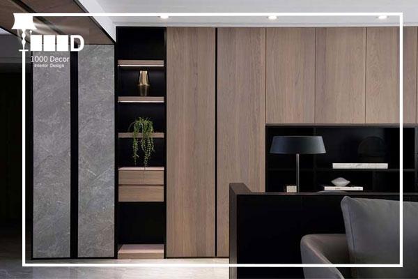 1000decor Wardrobe Moderator 12 فاکتور های بهترین مجری کمد دیواری برای منزل