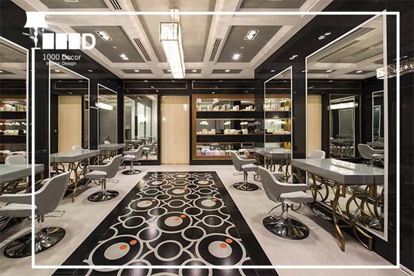 1000decor Womens decor No 03 دکور آرایشگاه زنانه با طرح های جدید و شیک ( 1000 دکور )
