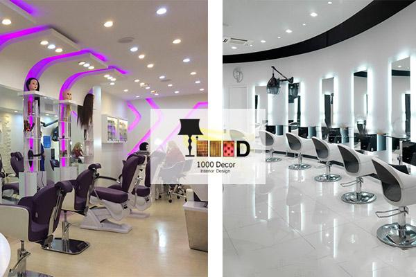 1000decor Womens decor No 05 دکور آرایشگاه زنانه با طرح های جدید و شیک ( 1000 دکور )
