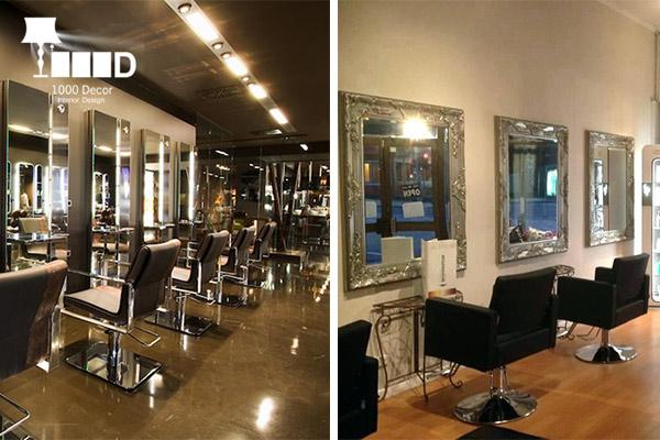 1000decor Womens decor No 06 دکور آرایشگاه زنانه با طرح های جدید و شیک ( 1000 دکور )