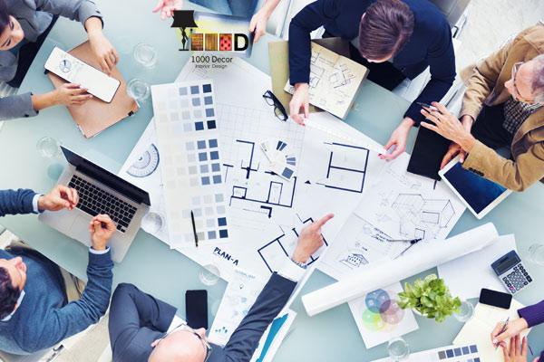 1000decor architectural office 1 خدمات دفتر معماری 1000 دکور (1000decor)