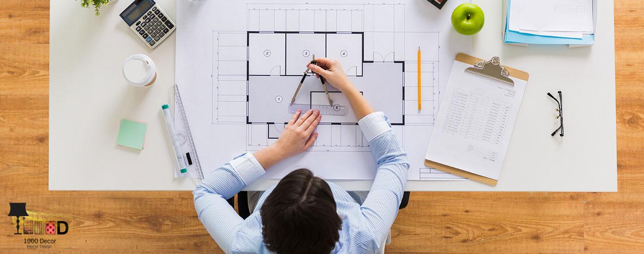 1000decor architectural office 6m خدمات دفتر معماری 1000 دکور (1000decor)