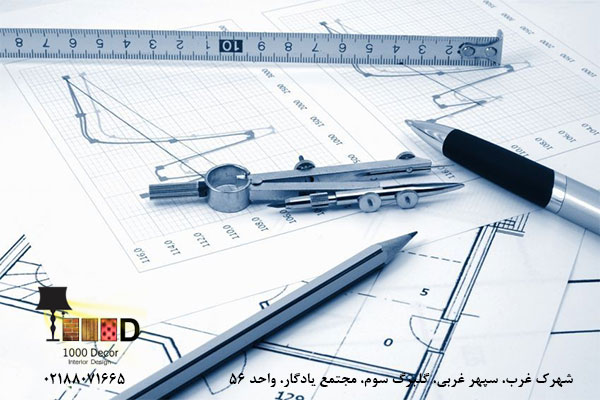 1000decor architectural office No 01 خدمات دفتر معماری 1000 دکور (1000decor)