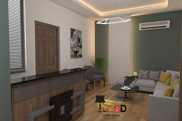 12 خدمات دفتر معماری 1000 دکور (1000decor)