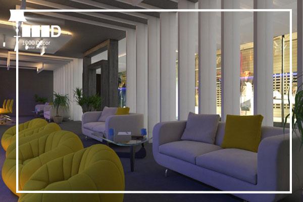 13 خدمات دفتر معماری 1000 دکور (1000decor)