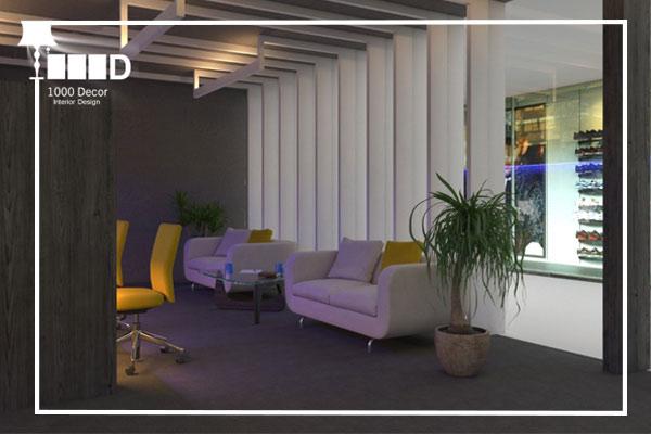 14 خدمات دفتر معماری 1000 دکور (1000decor)