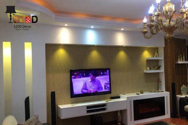 2 خدمات دفتر معماری 1000 دکور (1000decor)