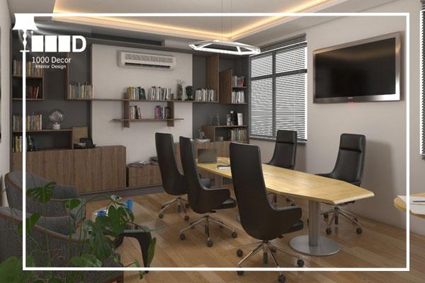 20 خدمات دفتر معماری 1000 دکور (1000decor)