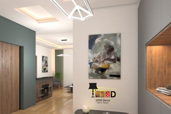 25 خدمات دفتر معماری 1000 دکور (1000decor)