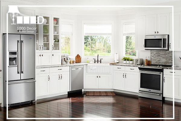 1000decor Home Appliances 6 تحول در فضای داخلی منزل با دکور لوازم خانگی