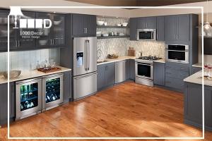 1000decor Home Appliances 8 300x200 تحول در فضای داخلی منزل با دکور لوازم خانگی