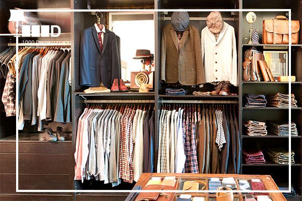 1000decor Mens boutique decor 3 دکور بوتیک مردانه