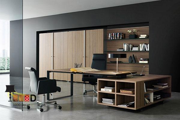 1000decor Office decoration 04 اجرای دکوراسیون اداری ، تحولی در محل کار شما