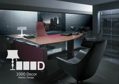 1000decor Office decoration gallery 04 اجرای دکوراسیون اداری ، تحولی در محل کار شما