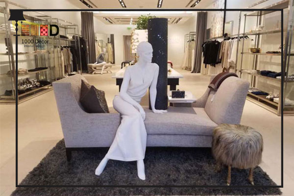 1000decor Womens boutique decor 3 دکور بوتیک زنانه جذاب و شیک