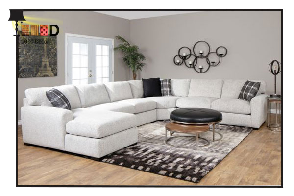 1000decor decor The role of sofa in home decor 2 انواع دکور و سبک های شیک دکوراسیون