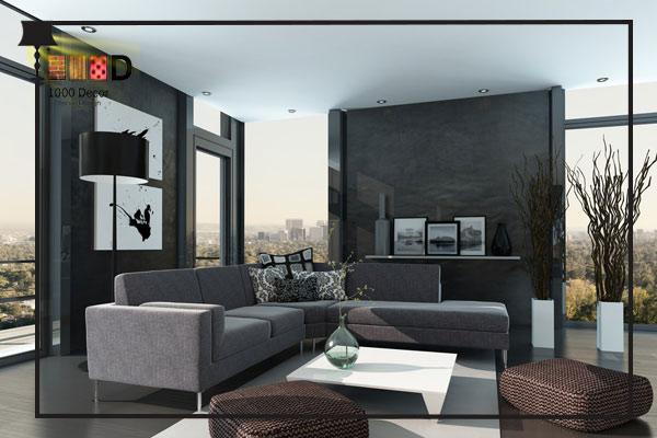 1000decor decor The role of sofa in home decor انواع دکور و سبک های شیک دکوراسیون