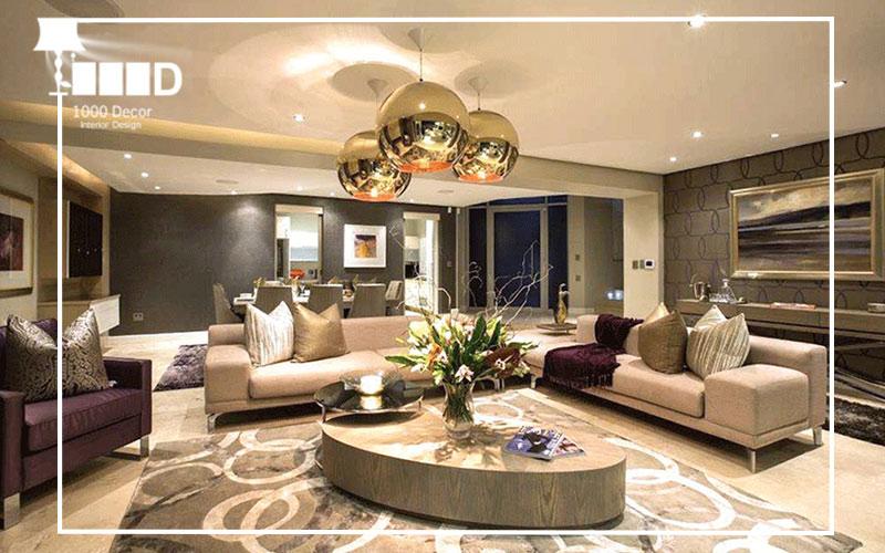 1000decor Home decorator 4 ۷ فاکتور مهم برای اینکه دکوراتور منزل خود باشیم