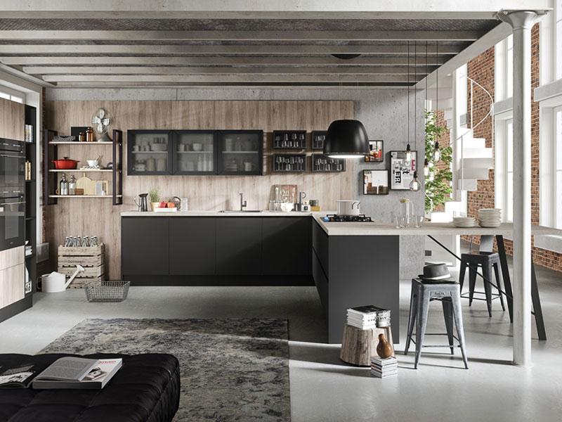 1000decor Decoration design Design of kitchen decoration 1 طراحی دکوراسیون آشپزخانه (10 مدل شیک و لاکچری)