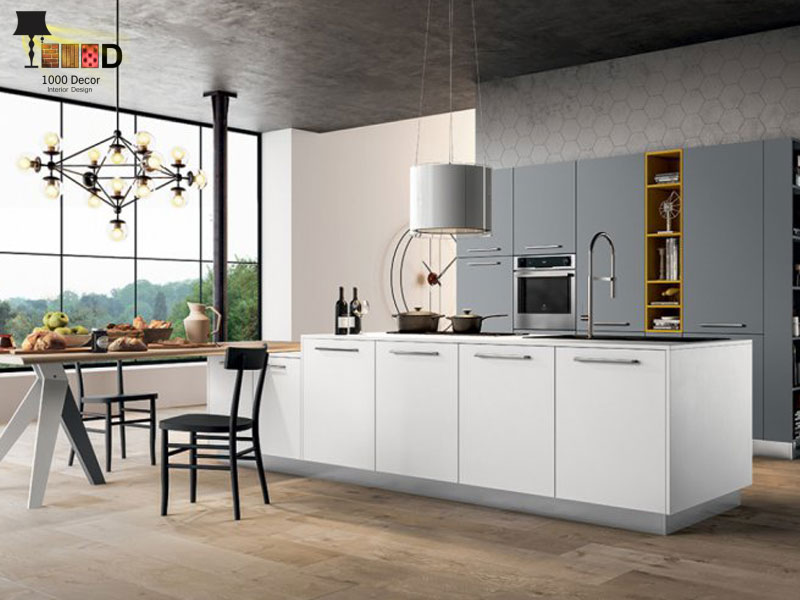 1000decor Decoration design Design of kitchen decoration 5 1 طراحی دکوراسیون آشپزخانه (10 مدل شیک و لاکچری)
