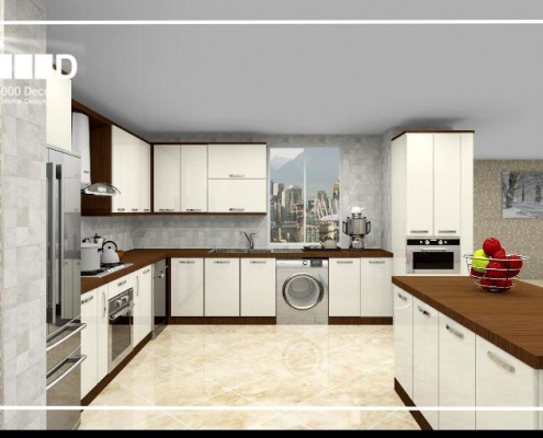 1000decor Decoration design d2 495x400 كابينت هاي گلاس