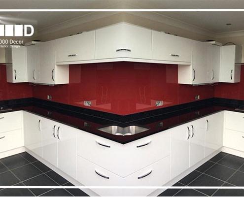 1000decor Kitchen cabinet decoration h4 495x400 پروژه های طراحی و اجرای کابینت
