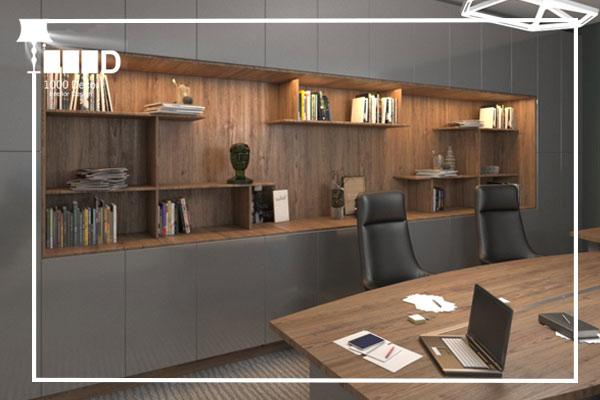 1000decor Architectural office office decoration اجرای دکوراسیون اداری ، تحولی در محل کار شما