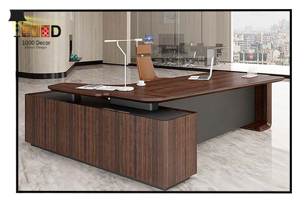 1000decor Modern office decoration 1 اجرای دکوراسیون اداری ، تحولی در محل کار شما