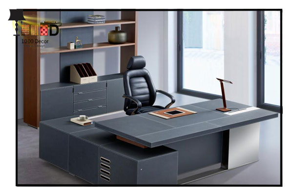 1000decor Modern office decoration 5 اجرای دکوراسیون اداری ، تحولی در محل کار شما