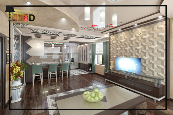 1000decor Office decoration and color of the year 2 اجرای دکوراسیون اداری ، تحولی در محل کار شما