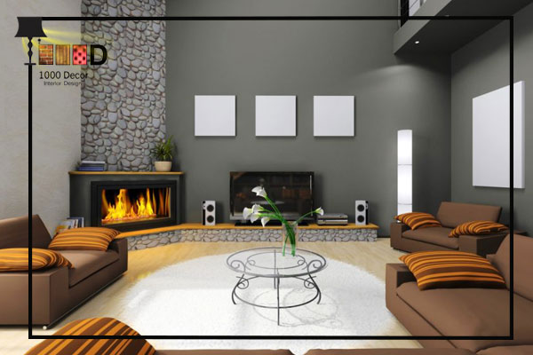 1000decor Office decoration and color of the year 3 اجرای دکوراسیون اداری ، تحولی در محل کار شما